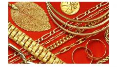 除了黄金首饰购买金条投资可以吗?