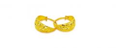 黄金耳环的价格怎么样算才最合理?
