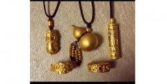 黄金吊坠的加工工艺你知道吗?