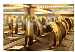 女士黄金项链的长度大小选择是否需要注意?