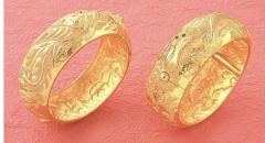 黄金首饰的售后维护应该怎么做呢?
