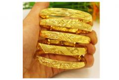 郑州回收黄金你知道3D硬金和黄金的区别吗?