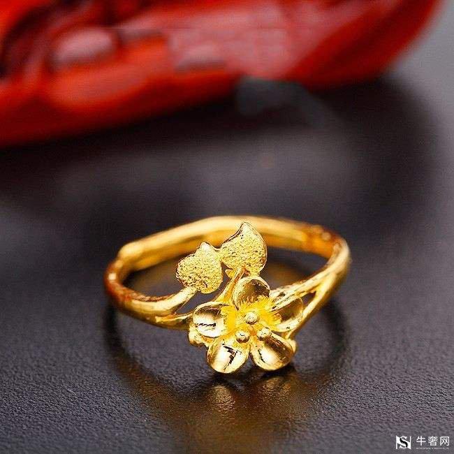 目前一克黄金珠宝的回收价格是多少?