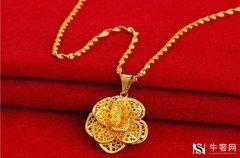 老庙黄金回收一般多少钱每克?