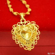 3D硬金首饰如何保养,黄金回收价钱?
