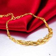 黄金手链款式有哪些,深圳黄金回收价格如何?