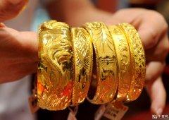上海黄金首饰回收渠道,旧黄金首饰回收多少钱一克?